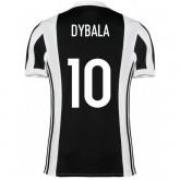 Vente Nouveau Maillot Juventus DYBALA 2017/2018 Domicile