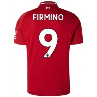 Maillot Liverpool FIRMINO 2018/2019 Domicile Remise Lyon