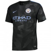 Maillot Manchester City 2017/2018 Third Vendre Lyon