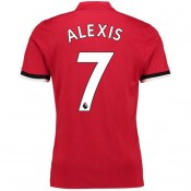 Boutique Maillot Manchester United Enfant ALEXIS 2017/2018 Domicile Paris