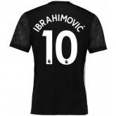 Maillot Manchester United Enfant IBRAHIMOVIC 2017/2018 Extérieur Officiel