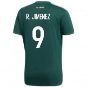 Boutique officielleMaillot Mexique JIMENEZ Domicile 2018/2019 Coupe Du Monde