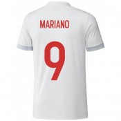 Boutique officielleMaillot OL MARIANO 2017/2018 Domicile