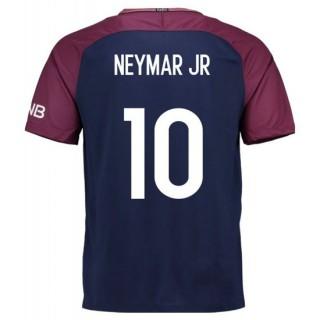 Maillot PSG Paris Saint Germain Enfant NEYMAR 2017/2018 Domicile France Métropolitaine