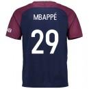 Maillot PSG Paris Saint Germain MBAPPE 2017/2018 Domicile Soldes Provence