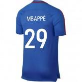 Acheter des Nouveau Maillot PSG Paris Saint Germain MBAPPE 2017/2018 Entrainement