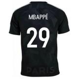 Maillot PSG Paris Saint Germain MBAPPE 2017/2018 Third Ventes Privées