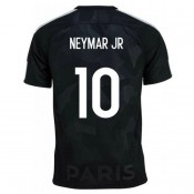 La Boutique Officielle Maillot PSG Paris Saint Germain NEYMAR 2017/2018 Third
