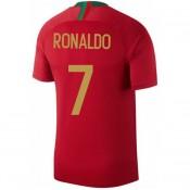 Maillot Portugal RONALDO Domicile 2018/2019 Coupe du Monde en Promo