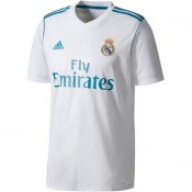 Maillot Real Madrid 2017/2018 Domicile Europe