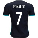 Solde Maillot Real Madrid Enfant RONALDO 2017/2018 Extérieur