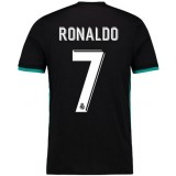 Maillot Real Madrid Enfant RONALDO 2017/2018 Extérieur Prix France