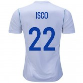 Maillot Real Madrid ISCO 2017/2018 Domicile Pas Cher Provence
