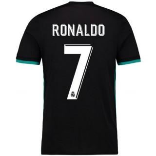 Maillot Real Madrid RONALDO 2017/2018 Extérieur Promo Prix Paris