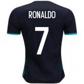 2018 Nouvelle Maillot Real Madrid RONALDO 2017/2018 Extérieur