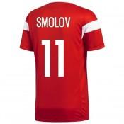 Maillot Russie SMOLOV Domicile 2018/2019 Coupe Du Monde à Vendre