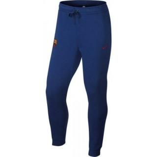 Pantalon Foot Barcelone 2017/2018 Homme Bleu Promos