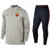 Achetez Survetement Football AS Roma 2017/2018 Homme Gris