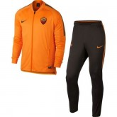 Collection Survetement Football AS Roma Enfant 2017/2018 Rome-Orange Soldes