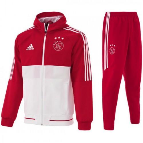 Adidas Ajax Veste de Présentation Hommes Sweats Clubs
