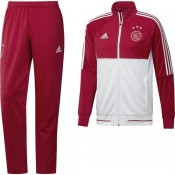 Vente Privee Survetement Football Ajax 2017/2018 Homme Rouge