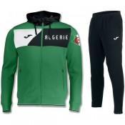 Boutique de Survetement Football Algerie 2018/2019 Capuche Homme Vert