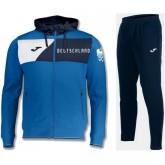 Boutique officielleSurvetement Football Allemagne 2018/2019 Capuche Homme Bleu-Blanc