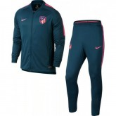 Survetement Football Atletico Madrid 2017/2018 Homme Bleu Vendre Paris