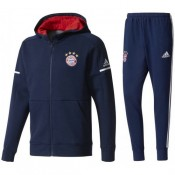 La Boutique Officielle Survetement Football Bayern 2017/2018 Capuche Homme Marine