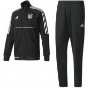 Survetement Football Bayern 2017/2018 Homme Noir Promos Code