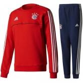 Survetement Football Bayern 2017/2018 Homme Rouge Site Officiel