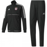 Boutique officielleSurvetement Football Bayern Enfant 2017/2018 Noir