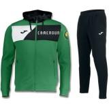 Mode Survetement Football Cameroun 2018/2019 Capuche Homme Vert