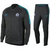 Achat de Survetement Football Chelsea 2017/2018 Homme Gris
