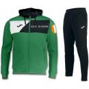 Acheter Nouveau Survetement Football Cote d'voire 2018/2019 Capuche Homme Vert En Ligne