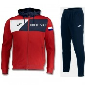 Survetement Football Croatie 2018/2019 Capuche Homme Rouge Pas Cher