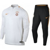 Survetement Football Galatasaray 2017/2018 Homme Blanc Promo prix