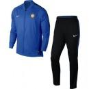 Survetement Football Inter Milan 2017/2018 Homme Bleu Boutique