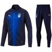 Soldes Survetement Football Italie 2018/2019 Homme Marine