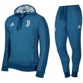Boutique officielleSurvetement Football Juventus 2017/2018 Capuche Homme Bleu