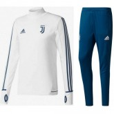 Rabais Survetement Football Juventus 2017/2018 Homme Blanc