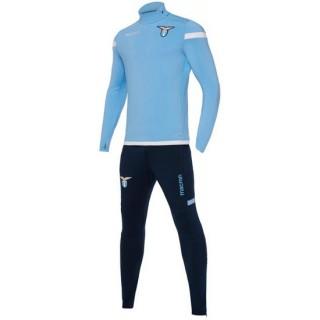 Survetement Football Lazio 2017/2018 Homme Ciel-Marine Promos Code