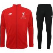 2018 Nouvelle Survetement Football Liverpool 2018/2019 Homme Rouge-Noir