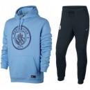 Survetement Football Manchester City 2017/2018 Capuche Homme Marine Escompte En Lgine