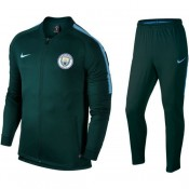 Boutique Survetement Football Manchester City 2017/2018 Homme Vert Paris