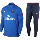 Survetement Football PSG Paris Saint Germain 2017/2018 Homme Bleu Bonnes Affaires