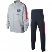 La Boutique Officielle Survetement Football PSG Paris Saint Germain Enfant 2017/2018 Gris
