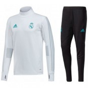 Survetement Football Real Madrid 2017/2018 Homme Blanc Soldes Nice