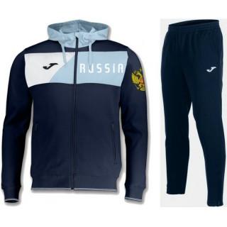 La Collection 2018 Survetement Football Russie 2018/2019 Capuche Homme Marine