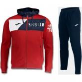 Survetement Football Serbie 2018/2019 Capuche Homme Rouge Vendre Lyon